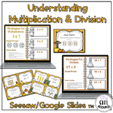Understanding Multiplication and Division Bundle with Goog