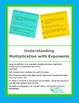 Understanding Multiplication with Exponents - PPT