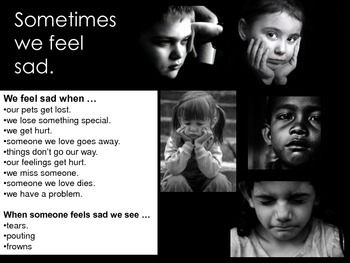 Understanding My Feelings (Counseling, Character Ed)