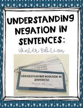 Understanding Negation in Sentences: Winter Edition