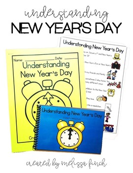New Year\'s Autism Teaching Resources | Teachers Pay Teachers