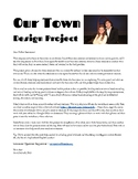 Understanding Our Town: Theatre Design Project