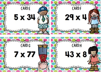 Understanding Partial Products- a Multiplication Strategy