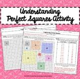 Understanding Perfect Squares Activity