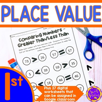First Grade Place Value Activities