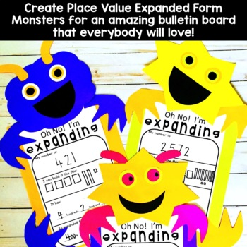 Place Value Craft and Resource