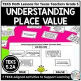 Understanding Place Value   TEKS Math Activities Math Practice