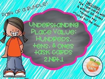 Understanding Place Value: Hundreds, Tens, and Ones 2.NBT.1