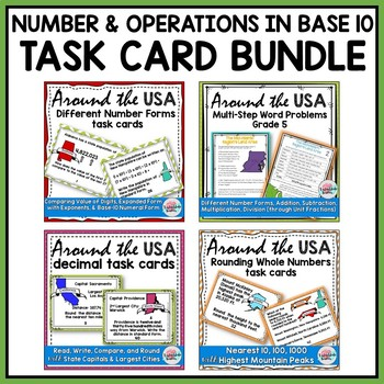 Understanding Place Value Number Operations in Base 10 ARO