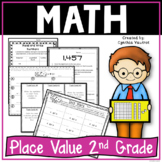 Place Value Activities, Worksheets, and Games for 2nd Grade