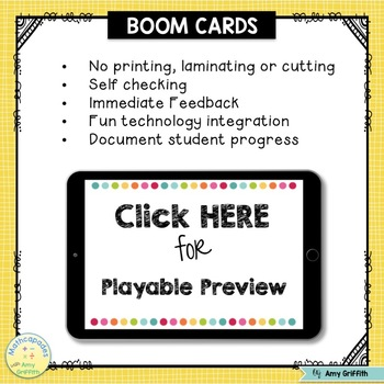 Understanding Place Value with BOOM Cards