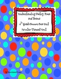 Understanding Poetry, Prose and Drama {4th Grade Winter-themed Common Core Unit}