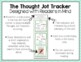 Reading Response: Tone and Mood in Poetry - A Comprehension Sticky Note Tracker