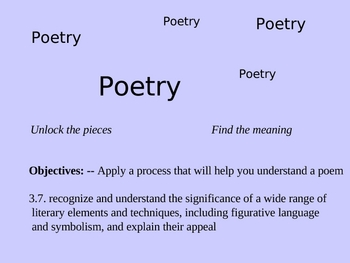 "Understanding Poetry with ""The Road Not Taken"""