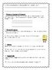 Understanding Poetry worksheet