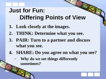 Understanding Point of View PowerPoint