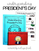 Understanding President's Day- Social Story for Students with Special Needs