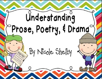 understanding prose poetry and drama activities to address the ccss. Black Bedroom Furniture Sets. Home Design Ideas