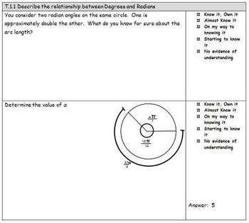 Understanding Radians, CoTerminal Angles and Arc Length