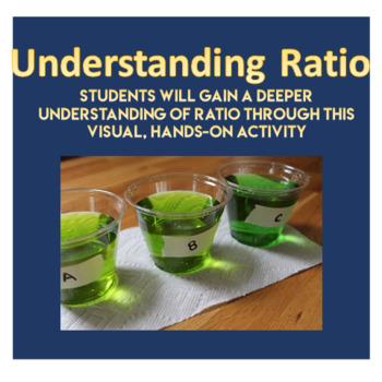 Understanding Ratio with Food Coloring
