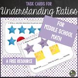 Understanding Ratios: Task Cards