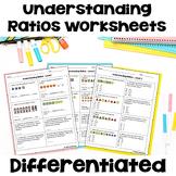 Understanding Ratios Worksheets