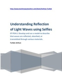 Understanding Reflection of Light Waves with Selfies