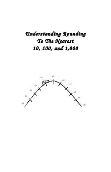 Understanding Rounding