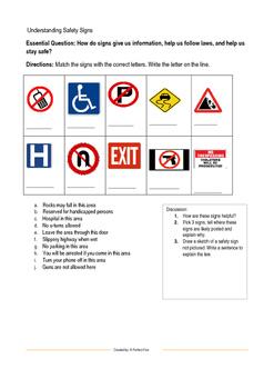 Understanding Safety Signs