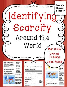 Understanding Scarcity Around the World