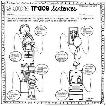 Sentence Comprehension | Understanding Sentences