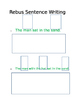 Understanding Sentences Using Rebus