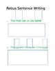 Understanding Sentences Using Rebus