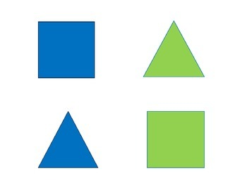 Understanding Sentences with Two Adjectives Series Part 1: Colors and Shapes