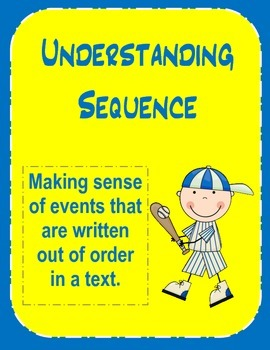 Understanding Sequence - Making Sense of Events That Are Out of Order