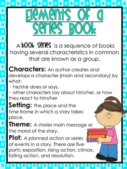 Understanding Series Books