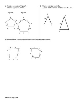 Understanding Similarity of Polygons Through Discovery!