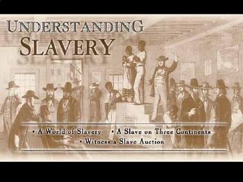 Understanding Slavery:  A Pictorial Introduction to Twain's Huck Finn
