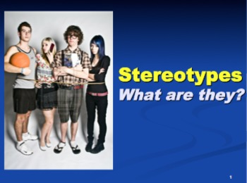 Stereotypes PowerPoint