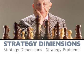 Dimensions of Strategy
