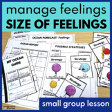 Understanding Strong Emotions Small Group Lesson
