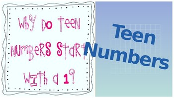 Understanding Teen Numbers