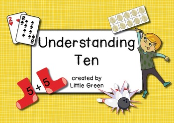 Understanding Ten: Math Activities, Centers and Resources Pack