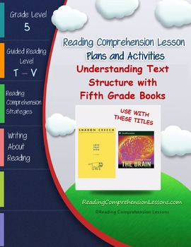 Understanding Text Structure with Picture Books (Fifth Grade Super Pack) CCSS
