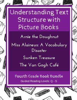 Understanding Text Structure with Picture Books (Fourth Gr