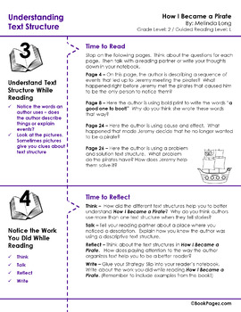 Understanding Text Structure with Picture Books (Second Grade Book Bundle #2)