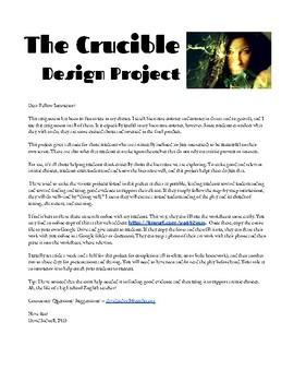 Understanding The Crucible: Theatre Design Project
