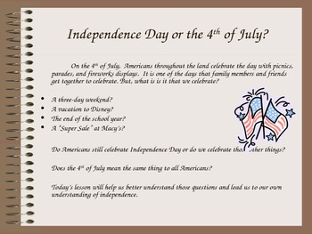 Understanding The Declaration of Independence