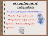 Understanding The Declaration of Independence