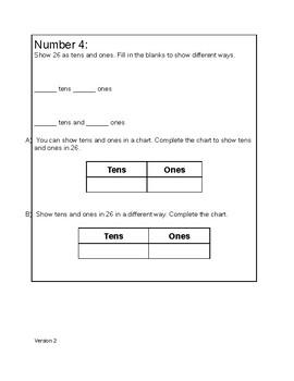 Understanding Three Digit Numbers Task Cards